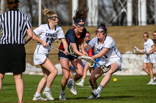 Gettysburg v Ithaca - Women's Lacrosse 03.14.19