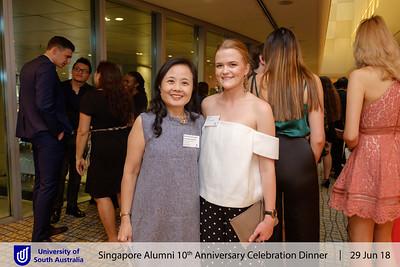 UniSA S'pore Alumni 10th Anniversary Celebration