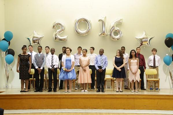 8th grade graduation HH