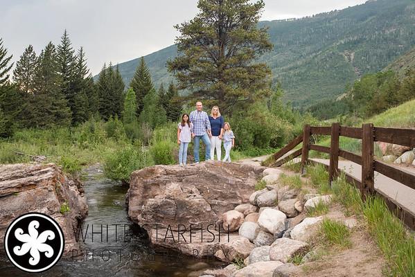 Vail Family Photos - East Vail - Buczyner