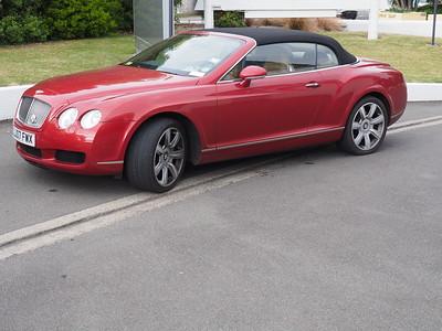 Bentley Tour