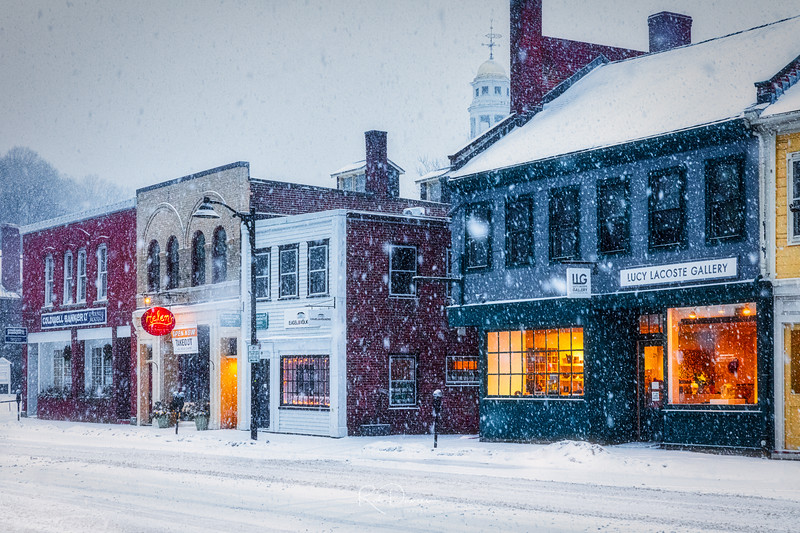 Concord in a Snowstorm