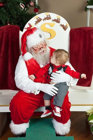 Chickering Santa 2014