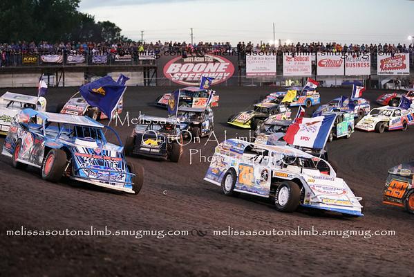 2019 9-6 IMCA Supernationals 37, Boone Speedway.