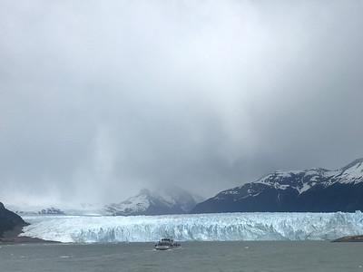 Glacier Porito Moreno