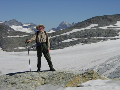 Durand Glacier Chalet, Canadian Rockies_Aug 2001