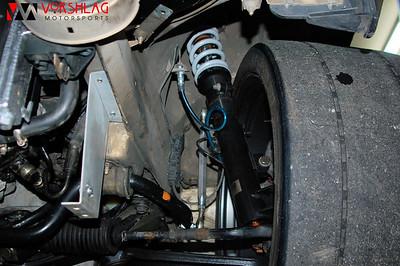 E36 4 door Steel Flares