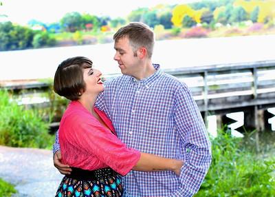 Erica and Caleb
