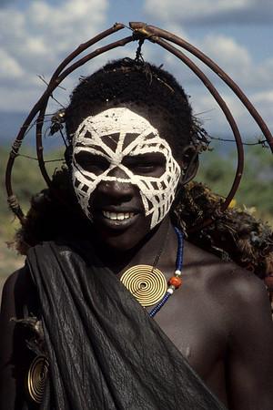 Maasai and Samburu - Kenya/Tanzania