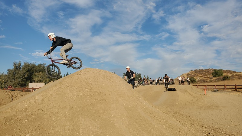 2019-11-02 - Sapwi Bike Park Phase Two Opening Day