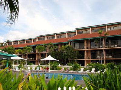 """""""Maui Schooner Resort"""" in Maui, Hawaii- October, 2011"""