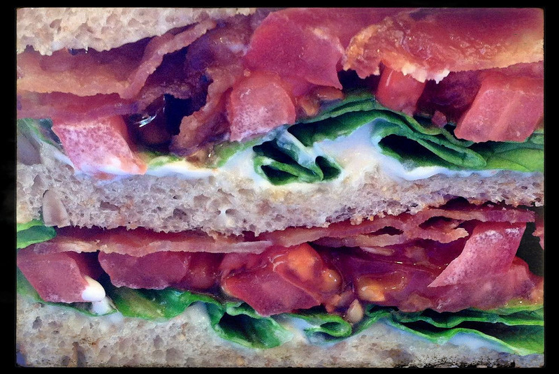 Bacon, Lettuce, and Tomato.