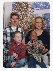 Dave & Kelly & Family