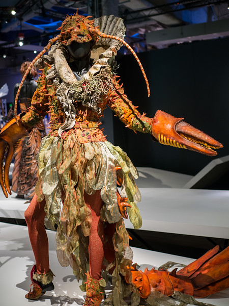 World of Wearables expo at EMP Museum