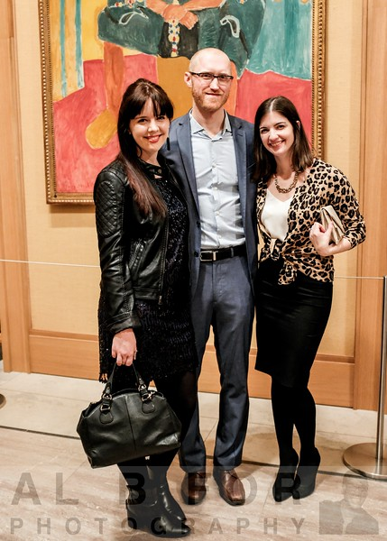 Jan 18, 2019 Barnes Young Professionals Winter Wild Event