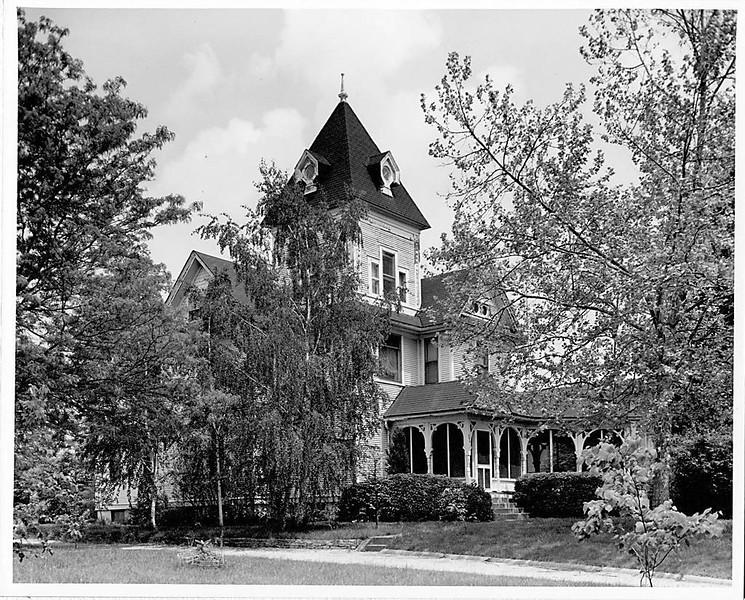 The Marriott-Kruidenier House