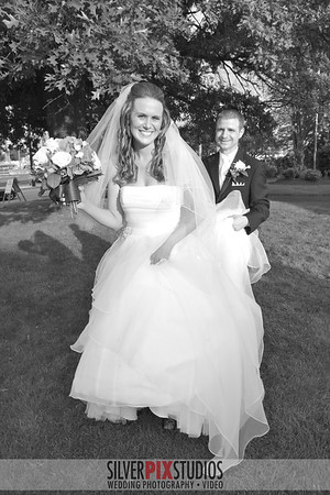Formals Bride and Groom