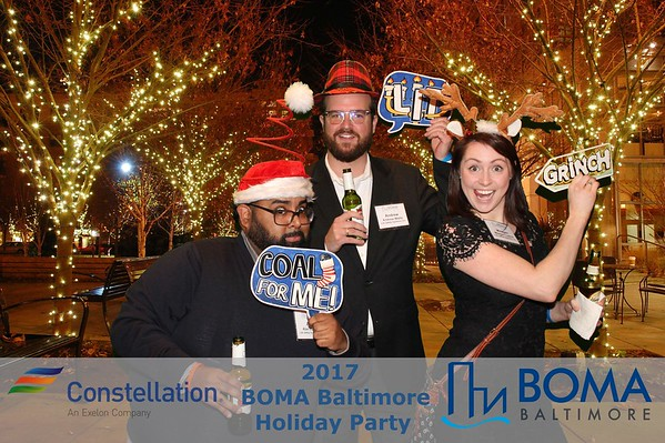 BOMA Holiday Party