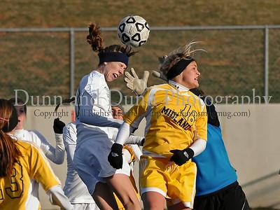 2009-01-10 - Midland at Carroll - Girls Varsity Soccer (Red Bull - Nolan Showcase)