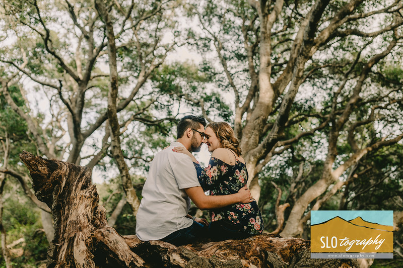 Beth+Kyle ~ Engaged ~ Los Osos