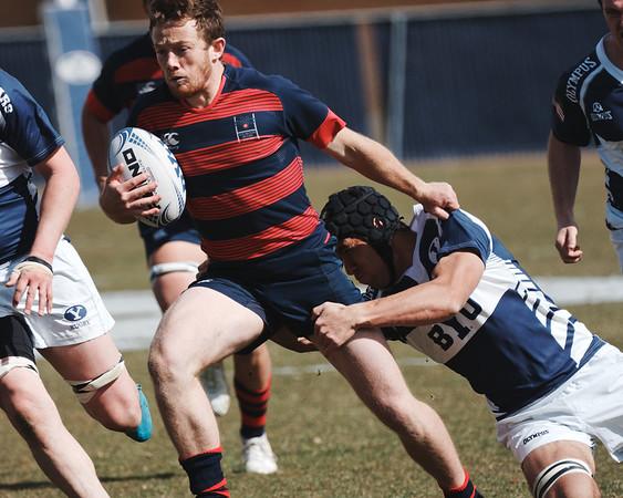 2018 / D1A Rugby Playoffs - St. Marys X BYU Rugby