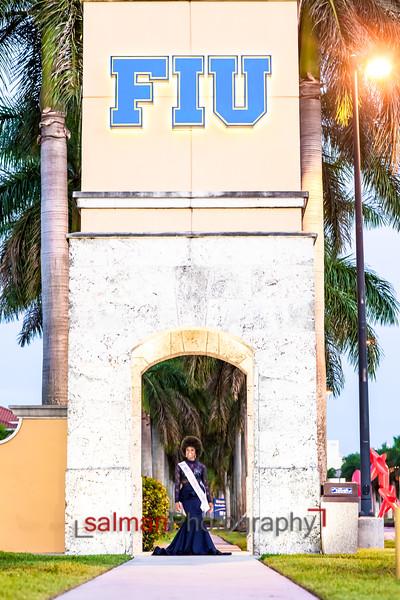 Miss FIU 2015 - Torya Whittaker
