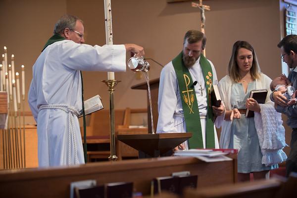 2017 09 03 Titus David Jones Baptism