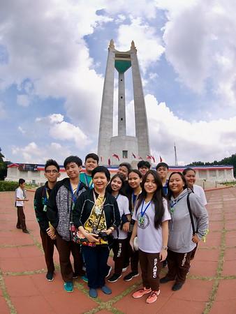 Grade 4 to 10 Field Trip 2019 Quezon Memoral Shrine and Presidential Car Museum