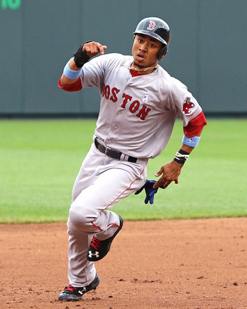 Red Sox, June 21, 2015