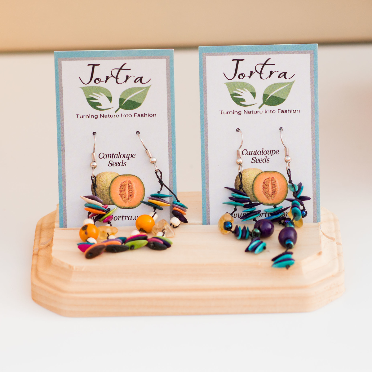 Jortra Earrings - Epcot Flower & Garden Festival 2016