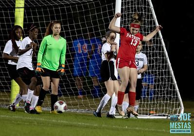 Pinellas Park vs Lakewood HS Girls Varsity Soccer