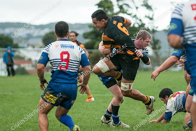 2014 05 03 Norths v Wellington