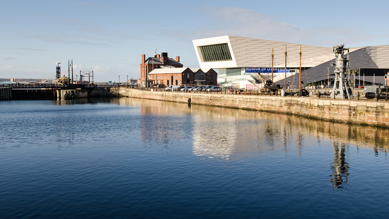 Museum of Liverpool and Canning Dock