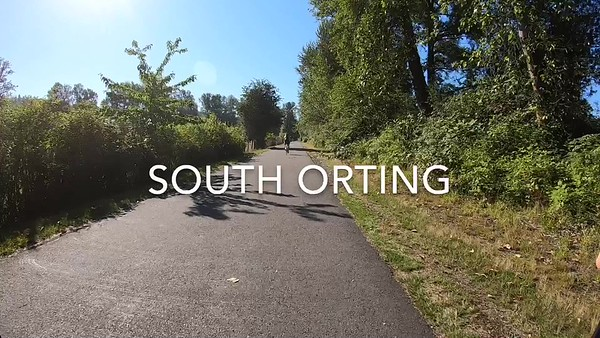Foothills Trail Video