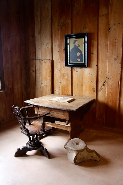 Luther Cell - Wartburg Castle