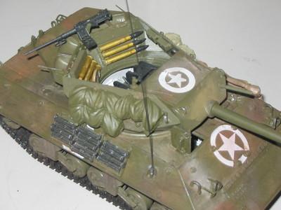 M10- Tank Destroyer