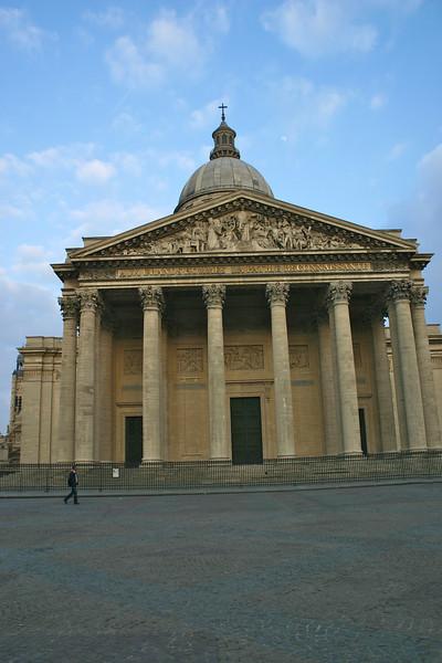 Pantheon- Latin Quarter