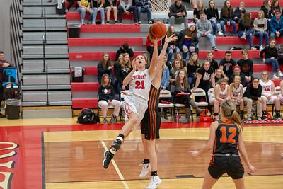 Girls Varsity Basketball - 2/15/2019 Grant