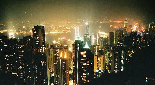 Hong Kong - March 2001