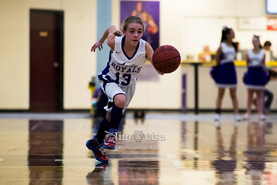 6th & 7th Grade Basketball vs. Lexington, January 8