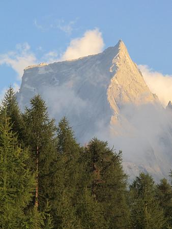 European Alps 2012