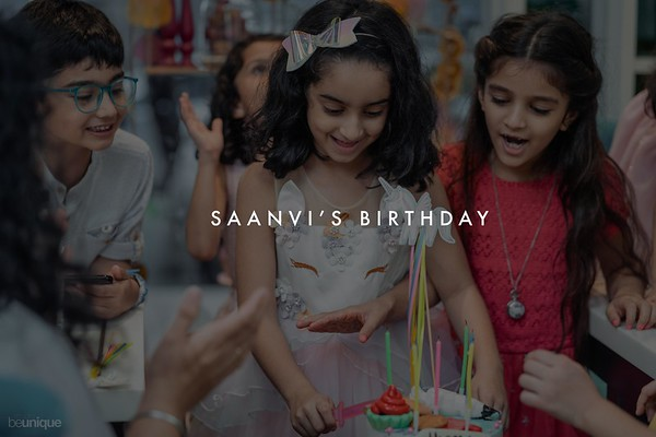 Saanvi's 6th Birthday