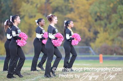 10-19-2012 Seneca Valley HS Cheerleading & Poms, Photos by Jeffrey Vogt Photography