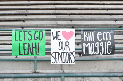 Tigard High School Lacrosse Senior Night