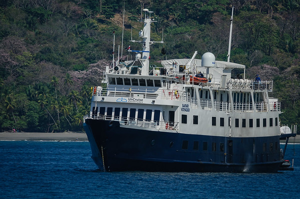 "costa rica ""UnCruise"" adventure  march 2017"