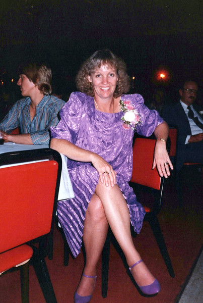 1985 Sandy at daughter's wedding.jpeg