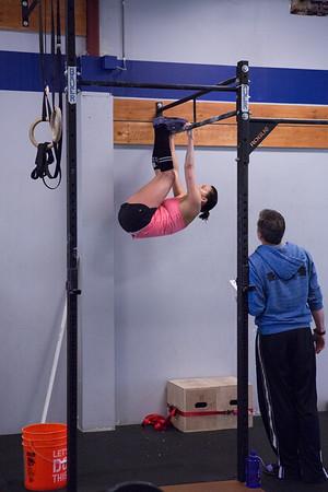 2015-02-28 CrossFit Open 15.1