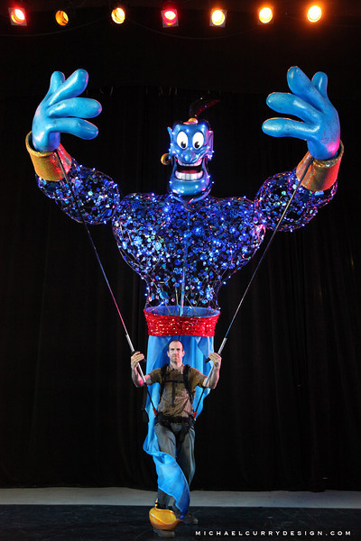 Disney World of Color genie 2.JPG