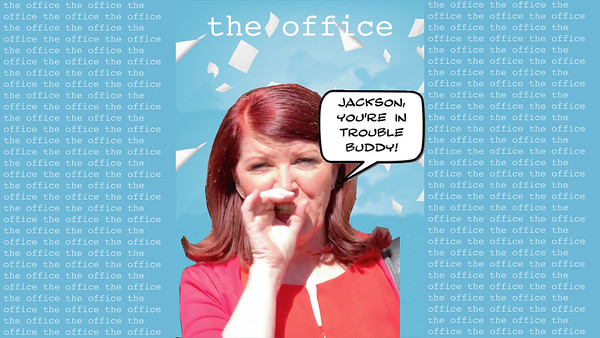 Kate Flannery (office)  - Jax is in Trouble