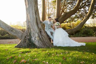 Rebecca & James - Clearwell Castle